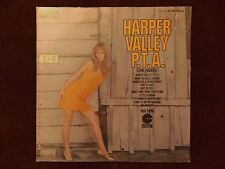 Joan Harris -- Harper Valley P.T.A. LP/Record ~ SEALED ~ Custom Records, 1968 ~