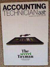 AAT Accounting Technician Magazine Sep/Oct 14 The Secret Taxman Issue