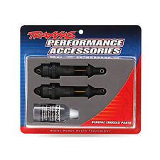Traxxas 7461X GTR Long Shocks (2) w/ Titanium Shafts Slash 4x4 Stampede 4x4