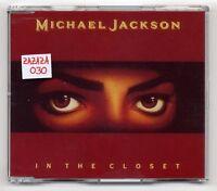 Michael Jackson Maxi-CD In The Closet - 8-track - 658033 5 - AUSTRALIA