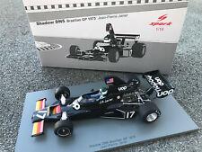 1/18 Shadow DN5 #17 Jean-Pierre Jarier GP Brasilien 1975 SPARK 18S369 NEUHEIT !