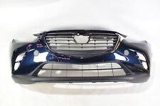 Genuine Mazda CX3 CX-3 pare-chocs avant en bleu P/N DF8G-50031 Inc Grill comme indiqué