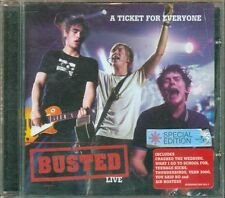 Busted - A Ticket For Everyone Live Special Edition Cd