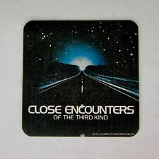 New listing Close Encounters Of The Third Kind Movie Iron On Patch Vintage Promo Item 1977