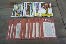 A&BC Battle Cards From 1966  - VGC! - Pick The Cards You Need!