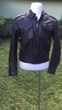 Men's Harley Davidson leather jacket. Large Great cond.