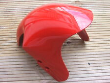 Ducati 900SS 750SS 600SS supersport carbed front mudguard fender RED