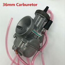 36mm Flat Slide Air Striker Carburetor For Honda TRX250R CR250 SUZUKI LT250 KTM