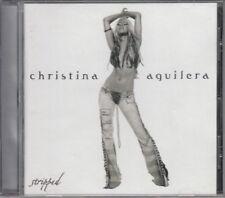 CHRISTINA AQUILERA - STRIPPED CD = DISC ONLY #57B