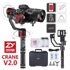 Zhiyun Crane V2 3-Axis Handheld Gimbal Stabilizer for Mirrorless DSLR Cameras
