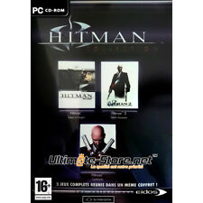 Hitman Collection Les Collections Eidos PC Neuf
