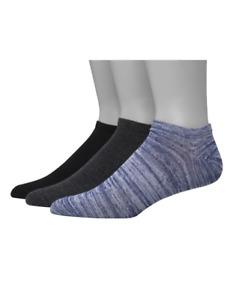 6 Pairs Men's 1901 Heritage Super Low No Show Socks