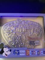 DISNEYLAND® PARK 65th ANNIVERSARY PARK MAP LIMITED EDITION BOXED JUMBO PIN