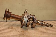 Jacobsen Sno Burst snow blower drive pully / crankshaft