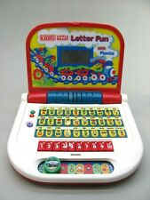 Vtech Little Smart Letter Fun with Phonics Educational Laptop PC Learning System
