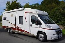 Hobby Campervans & Motorhomes 4 Sleeping Capacity