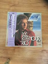 LEE RITENOUR IN RIO JVC VIJ-6312 Japan OBI VINYL LP