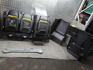 MERCEDES VITO TAXI FOLDING SEATS & REAR BULKHEAD 2004-2015 +Warranty