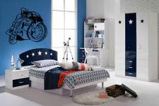 Wall Art Vinyl Sticker Room Decal Mural Decor Sport Bike Racing Speed bo1693
