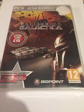 Battlestar Galactica (PC DVD), NEW & SEALED Windows XP, Vista, 7