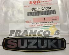 SUZUKI GT550 GT380 GT500 POINTS COVER EMBLEM 68233-34000