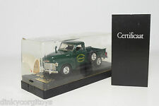 ROAD CHAMPS CHEVROLET PICK UP DIRTY HARRY AUTOSALON 1997 BIJENKORF MINT RARE