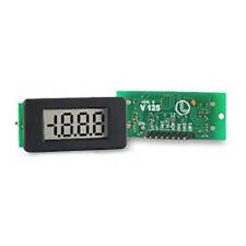 Lascar V 125 (PK OF 10) 3 1/2-Digit LCD Panel Voltmeter w/12.5mm, 10pk