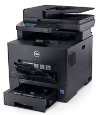 New Dell C2665DNF Workgroup Colour Multifunction Laser Printer 1GB RAM Duplex