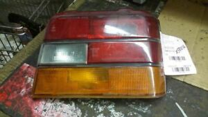Passenger Right Tail Light Fits 85-88 FIREFLY 176065