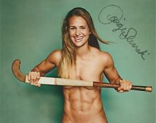 Paige Selenski (Nude) 2012 US Olympic Team Field Hockey RARE SIGNED RP 8x10!!!