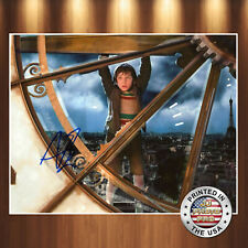 Asa Butterfield Autographed Signed 8x10 Photo (Hugo) REPRINT