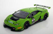 Autoart 1/18 Lamborghini Huracan Gt3 #63 Perle Vert