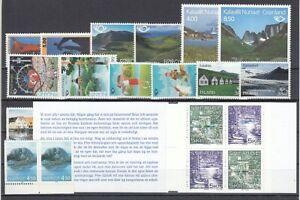 Europa CEPT Skandinavien 1995 komplett (mnh)
