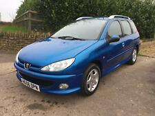 Peugeot 206 SW 1.4  Verve ESTATE