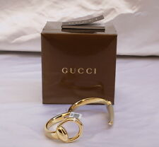 MAGNIFICENT BRAND NEW GUCCI 18K GOLD AGATE BRACELET WITH  BOXES