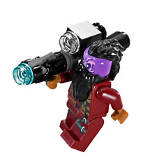 LEGO GUARDIANES DE LA GALAXIA MINIFIGURE TASERFACE SUPERHEROES MARVEL 76079