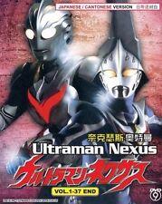 DVD Ultraman Nexus (TV 1 - 37 End)  English SUB + Free Shipping