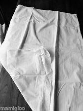 ANCIEN chemise coton blanc jours main dentelle de calais @old clothe