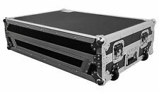 Pro X XS-NS7IIIW Travel Flight Case w/ Wheels For Numark NS7III / NS7 III II 2 3