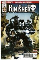 The Punisher #220 War Machine (Marvel, 2018) NM