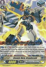 CARDFIGHT VANGUARD CARD: COSMIC HERO, GRANDSCOLD - G-BT07/085EN C