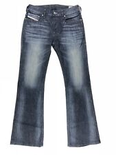 $198 Diesel Industry Zathan Stretch Bootcut Jean Button Fly 29x32 Made In USA