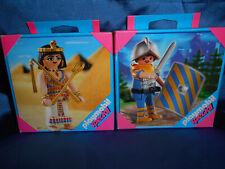Playmobil special 4651 und 4684 neu in OVP Cleopatra und Schildwache Konvolut