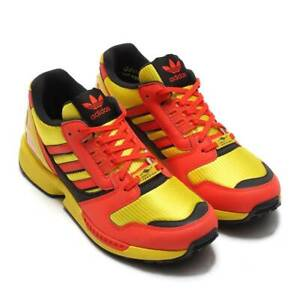 atmos × adidas ZX 8000 G-SNK4 RED / YELLOW Germany 2021 GX7842