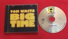 TOM WAITS BIG TIME ITWCD4 1988 BON ÉTAT CD
