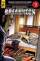Titan Comics Breakneck #1 TITAN COMICS Conrad Cover C 1ST PRINT
