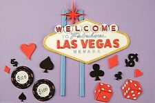 Las Vegas Set Patchwork Cutters Sugarcraft Cake Decorating  FAST DESPATCH