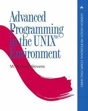Professional Computing: Advanced Programming in the UNIX Environment by Stephen