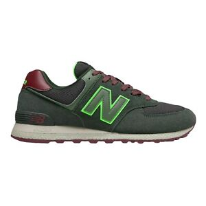 New Balance 574 Green Sneakers for Men for Sale   Authenticity ...