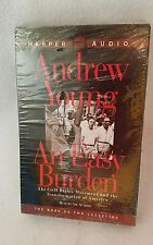 An Easy Burden : The Civil Rights Movement by Andrew Young, on cassette tapes